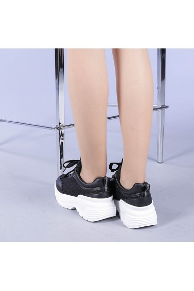 Pantofi sport dama Scarlett negri