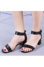 Sandale dama Zvetlana negre