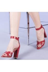 Sandale dama Parker rosii