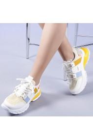 Pantofi sport dama Addie galbeni