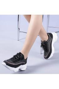 Pantofi sport dama Alima negri