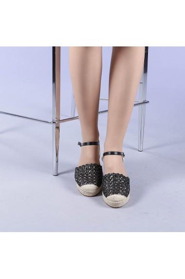 Sandale dama Zaviera negre