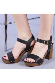 Sandale dama Vladiana negre