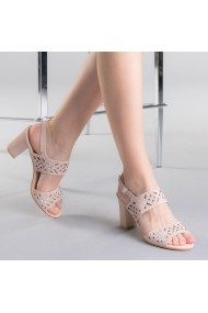 Sandale dama Sanziana roz