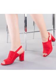 Sandale dama Safta rosii