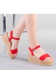 Sandale dama Nona rosii
