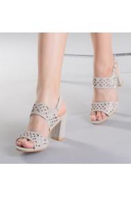 Sandale dama Sanziana gri