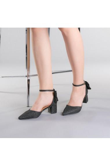 Pantofi dama Roxanne negri