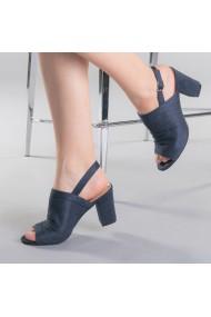 Sandale dama Safta albastre