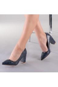 Pantofi dama Clarra albastri