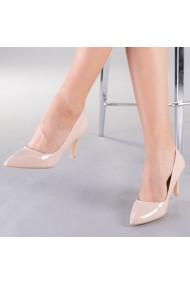 Pantofi dama Talida bej