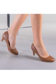 Дамски обувки Elizza кафяви