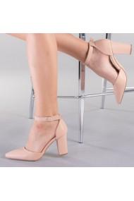Pantofi dama Tasha roz