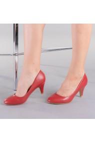 Pantofi dama Elizza rosii