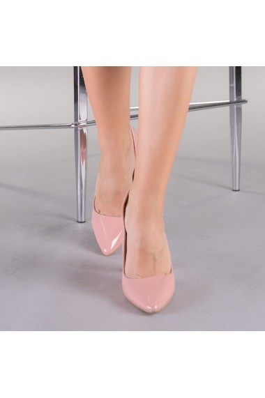 Pantofi dama Wenda roz