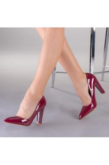 Pantofi dama Wenda grena