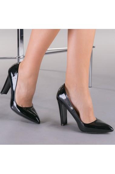 Pantofi dama Wenda negri