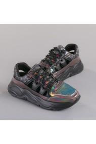 Pantofi sport dama Tisa negri