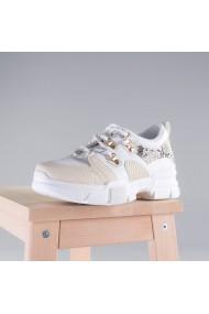 Pantofi sport dama Vista bej