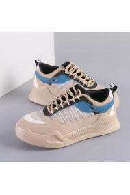 Pantofi sport dama Evia bej