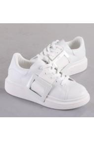 Pantofi sport dama Volva albi