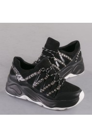 Pantofi sport dama Velma negri