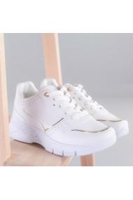 Pantofi sport dama Siria albi