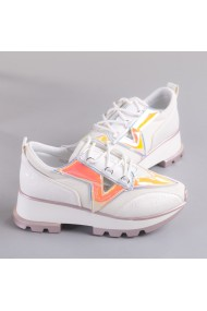 Pantofi sport dama Selia albi