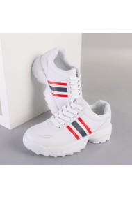 Pantofi sport dama Safir albi