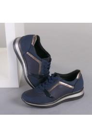 Pantofi casual dama Hinata navy