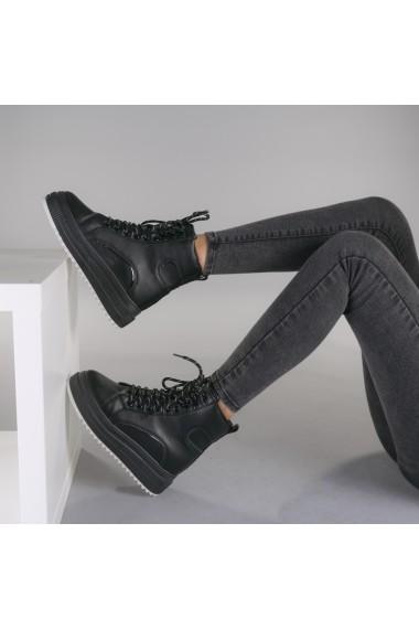 Pantofi sport dama Madona negri