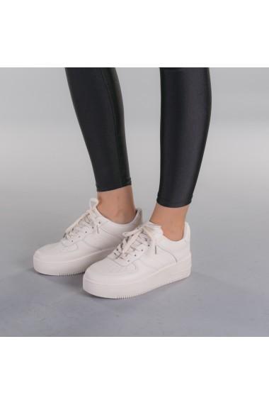 Pantofi sport dama Ronna bej
