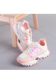 Pantofi sport dama Bonda roz