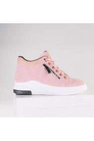 Pantofi sport dama Chaterine roz
