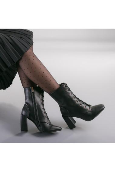 Botine dama Patrias negre