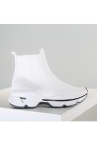 Pantofi sport dama Kirra albi