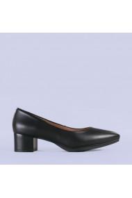 Pantofi dama piele Aras negri