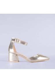 Pantofi dama Tunis aurii