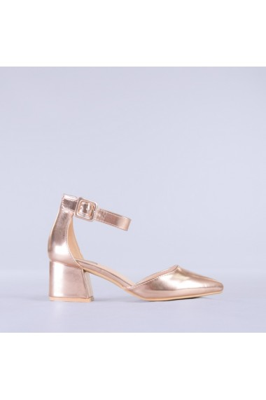 Pantofi dama Tunis champanie