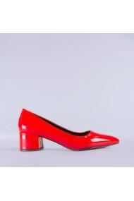 Pantofi dama Margi rosii