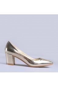 Pantofi dama Mirela aurii