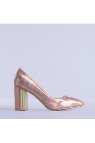 Pantofi dama Vera champanie