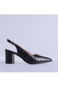 Pantofi dama Teodora negri