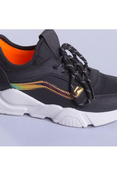 Pantofi sport dama Veroa negri