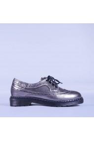 Pantofi casual dama Angela bronze