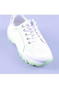 Pantofi sport dama Mona verzi
