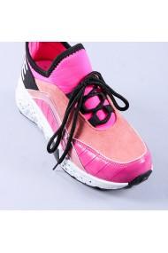 Pantofi sport dama Augusta fuchsia