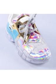 Pantofi sport dama Beth aurii
