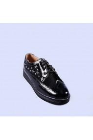 Pantofi casual dama Lidia negri
