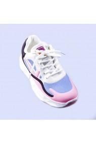 Pantofi sport dama Ecaterina roz